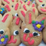 Butter Dough Easter Cookies
