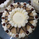 Hazelnut Brandy Cake